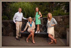 Family Photography in the Pearl District of Portland, Oregon by Ollar Photography