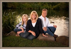 On-Location Photography Session with West Linn Family