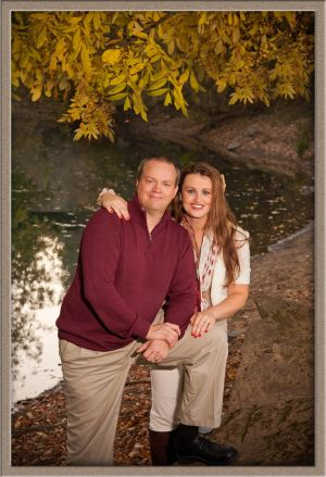 Sherwood, Oregon Husband and Wife Anniversary Portrait by Ollar Photography Family Portrait Studio