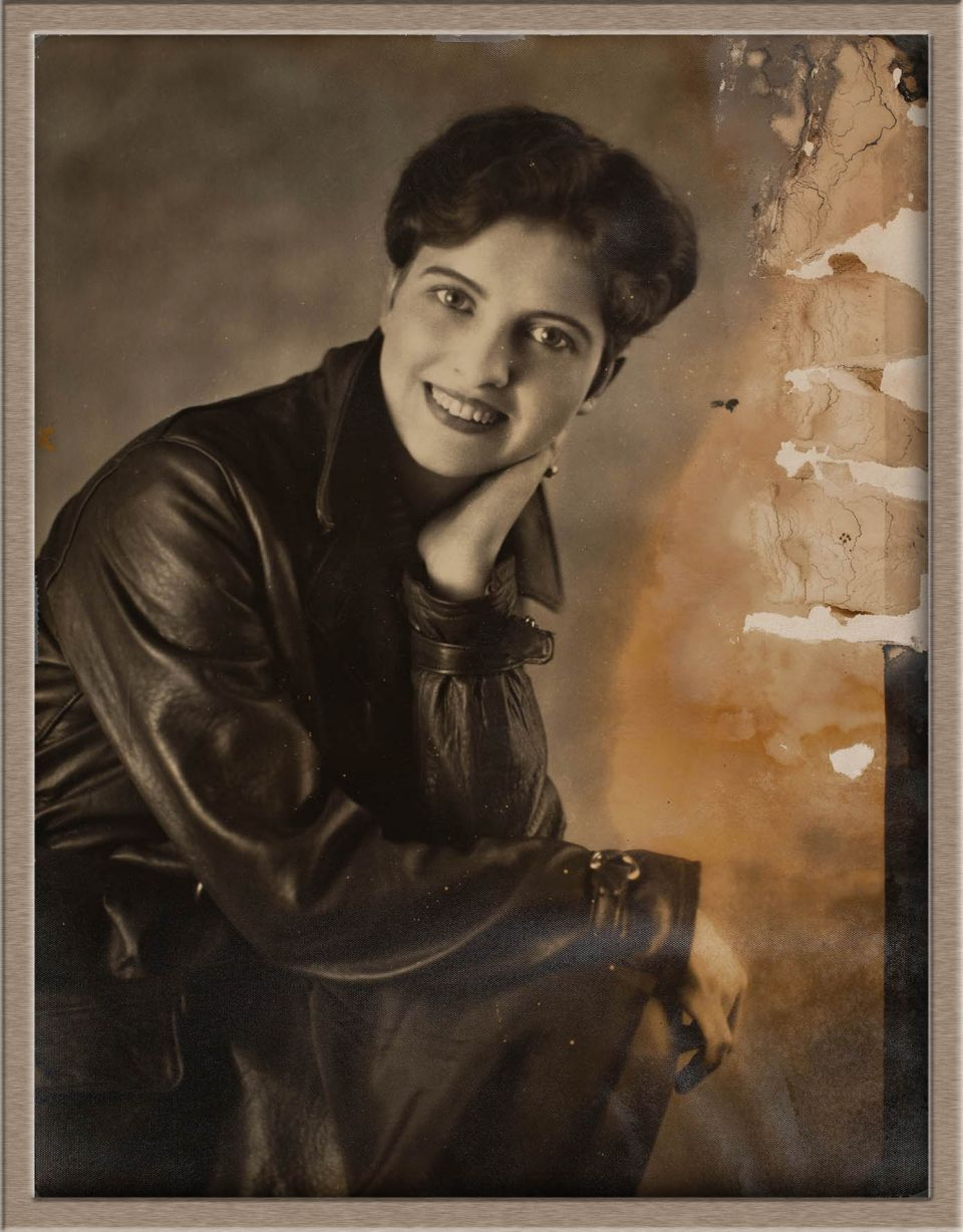 A Before Extensive Digital Photo Restoration Female Studio Portrait.jpg