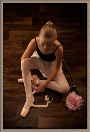 Ballerina Portrait Photography, Lake Oswego, Oregon