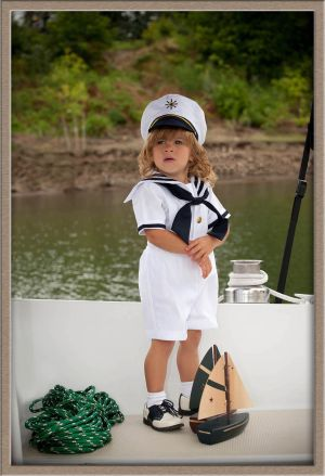 Children's Portrait Photography on the Willamette River, Oregon