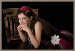 Individualized Children's Portrait Photography, Lake Oswego, Oregon