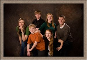 Portrait Photography of Brothers and Sisters from West Linn, Oregon