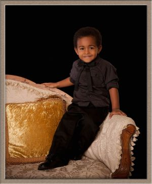 Preschool Portrait Photography