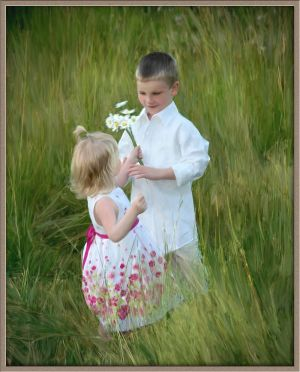 Outdoor Children's Photography in Wilsonville, Oregon