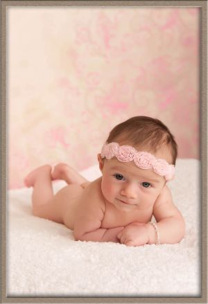 Precious Baby Girl at Lake Oswego Photographic Portrait Studio
