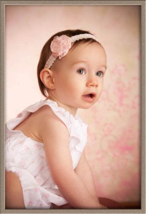 Toddler's Portrait Photography in the South Portland Metro at Ollar Photography