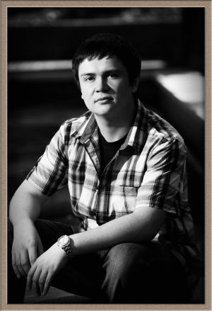 Oregon City High School Senior Portrait