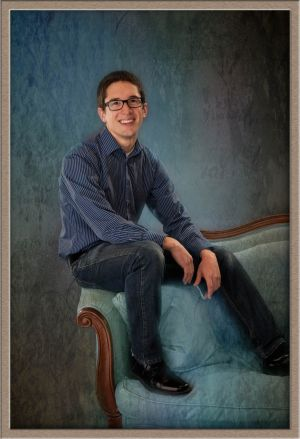 Oregon Episcopal School High School Senior Portrait